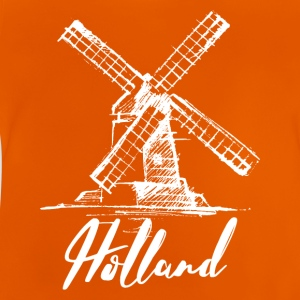 Holland #1 Weiss T-Shirts - Baby T-Shirt