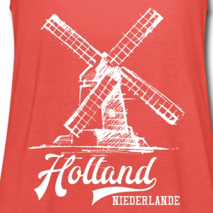Holland T-Shirts - Frauen Tank Top von Bella