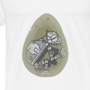 At egg - T-shirt Premium Homme
