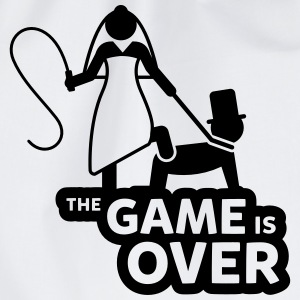 game over junggesellenabschied T-Shirts - Turnbeutel