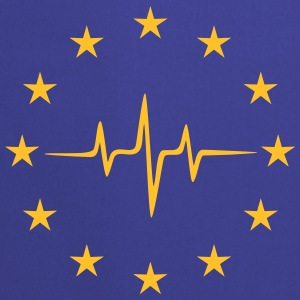Pulse of Europe, EU Stars, European Union Laukut ja reput - Esiliina