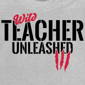 Wild teachers unleashed Long Sleeve Shirts - Baby T-Shirt