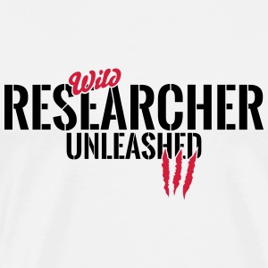 Wilder researchers unleashed Baby Long Sleeve Shirts - Men's Premium T-Shirt