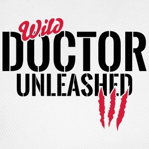 Wild doctor unleashed Baby Long Sleeve Shirts - Baseball Cap