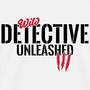 Wild detective unleashed Baby Long Sleeve Shirts - Men's Premium T-Shirt