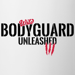 Wild bodyguard unleashed T-Shirts - Mug