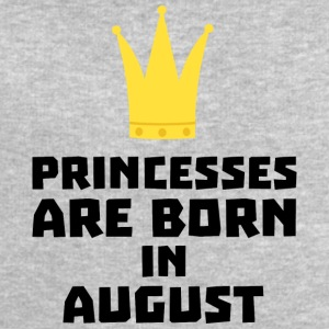 Princesses are born in AUGUST S875f T-Shirts - Men's Sweatshirt by Stanley & Stella