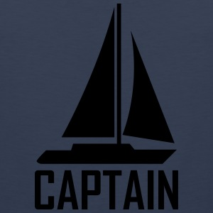 captain T-Shirts - Männer Premium Tank Top