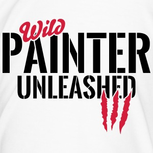 Wild painter unleashed Mugs & Drinkware - Men's Premium T-Shirt