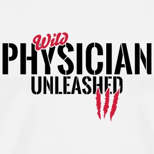 Wild medical unleashed Mugs & Drinkware - Men's Premium T-Shirt