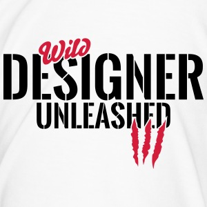Wild designer unleashed Mugs & Drinkware - Men's Premium T-Shirt