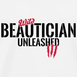 Wild beauty unleashed Mugs & Drinkware - Men's Premium T-Shirt
