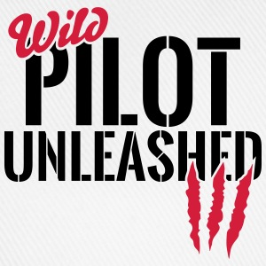 Wild pilot unleashed Mugs & Drinkware - Baseball Cap