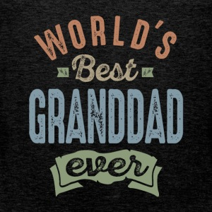 World's Best Granddad - Men's Premium Tank Top
