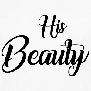 His beauty T-Shirts - Men's Premium Longsleeve Shirt