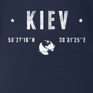 Kiev  Shirts - Organic Short-sleeved Baby Bodysuit