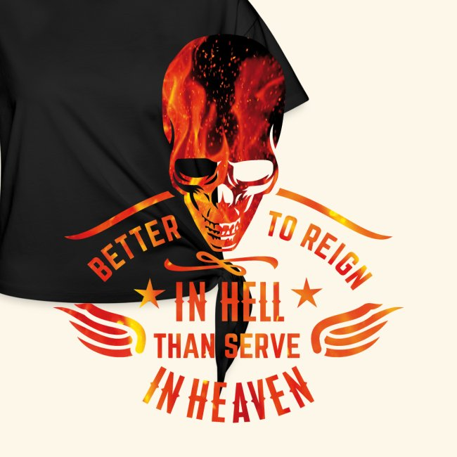 Reign in Hell T-Shirts