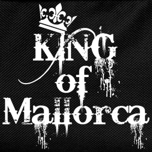 King of Mallorca Party Crew König T-Shirt - Kinder Rucksack