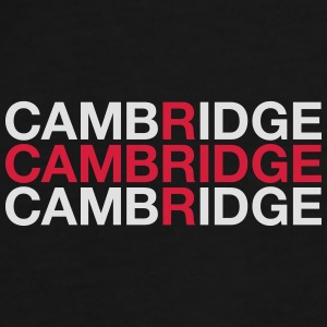 CAMBRIDGE - Männer Premium T-Shirt