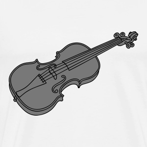 Violin / fiddle 2 Other - Men's Premium T-Shirt