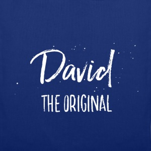 David T-Shirts - Stoffbeutel