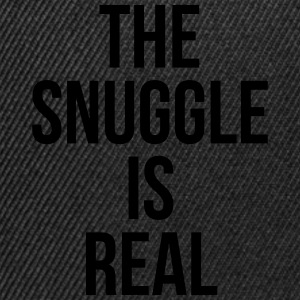 The snuggle is real Babybody - Snapback-caps