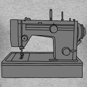 sewing machine  2 Hoodies & Sweatshirts - Men's Slim Fit T-Shirt
