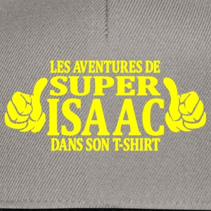 isaac Tee shirts - Casquette snapback