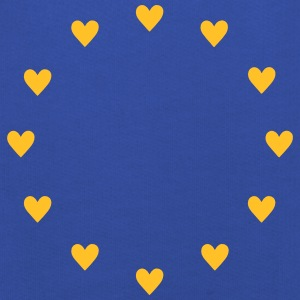 Europe Hearts, Pulse of EU, I love European Union  - Kids' Premium Hoodie