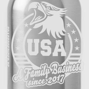 Family Business USA - Trinkflasche