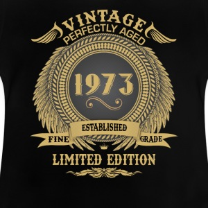 Vintage Perfectly Aged 1973 Limited Edition Shirts - Baby T-Shirt