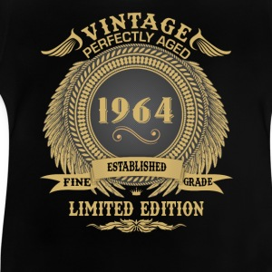Vintage Perfectly Aged 1964 Limited Edition Shirts - Baby T-Shirt