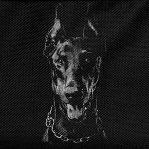 Dobermann T-Shirts - Kinder Rucksack