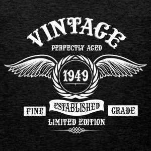 Vintage Perfectly Aged 1949 T-Shirts - Men's Premium Tank Top