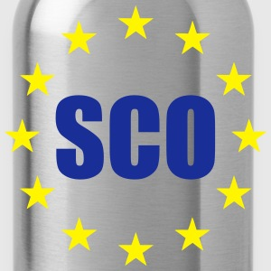 Scotland in EU Stars - Water Bottle