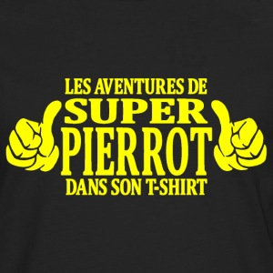 pierrot Tee shirts - T-shirt manches longues Premium Homme