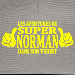 norman Tee shirts - Casquette snapback