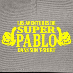 pablo Tee shirts - Casquette snapback