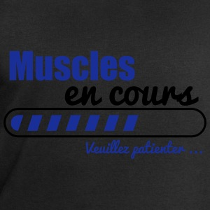 Muscles en cours, tee shirt musculation  - Sweat-shirt Homme Stanley & Stella