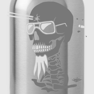 Skull A05 T-Shirts - Trinkflasche