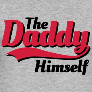 The daddy Himself Tröjor - Slim Fit T-shirt herr