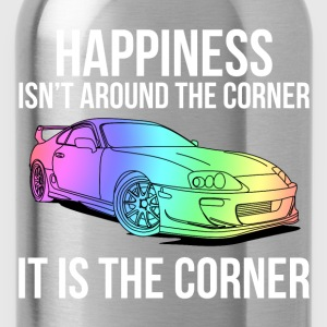 Happiness is the corner Tee shirts - Gourde