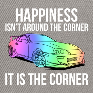 Happiness is the corner T-Shirts - Snapback Cap