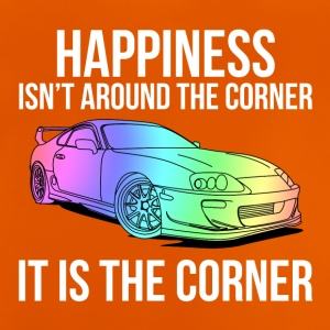 Happiness is the corner T-Shirts - Baby T-Shirt