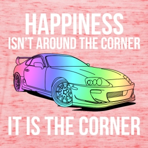Happiness is the corner Paidat - Naisten tankkitoppi Bellalta