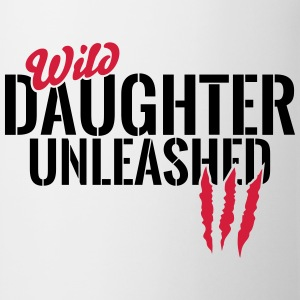Vilde datter unleashed T-shirts - Kop/krus