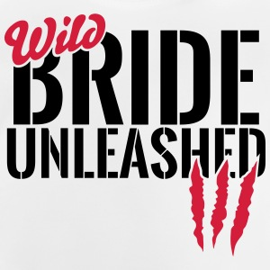 Wild bride unleashed Shirts - Baby T-Shirt