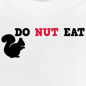 Do Nut Eat Manches longues - T-shirt Bébé
