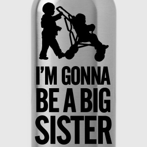I'm gonna be a big sister baby car Sweaters - Drinkfles