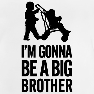 I'm gonna be a big brother baby car Hoodies - Baby T-Shirt